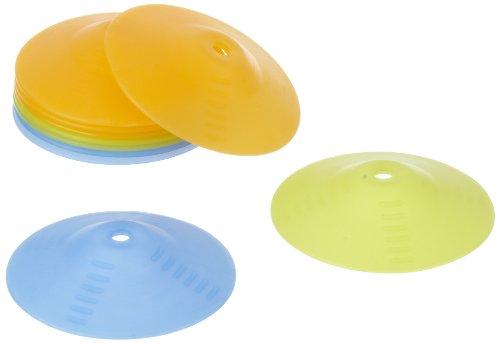 Glas Abdeckung (Ruco V675 Schutzdeckel im 10-er Set)