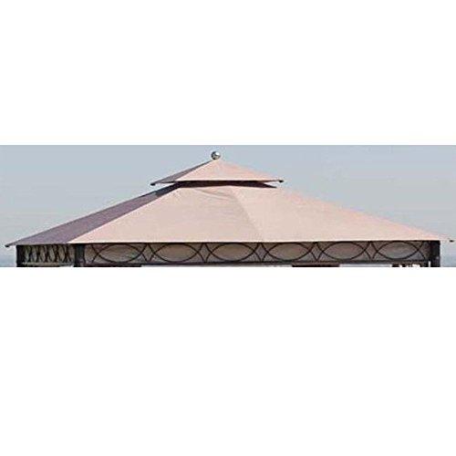 Verdemax 8382Ersatz Tabelle für z. Pavillon–Taubengrau (Patio-tabelle Metall)