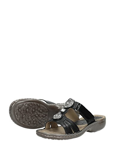 Jenny Ladies Open Shoes Sandali 01 Nero