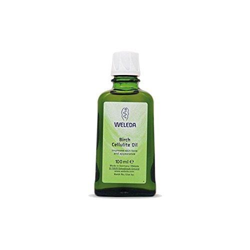 Weleda Birken Cellulite-Öl (100 Ml) (Packung mit 2)