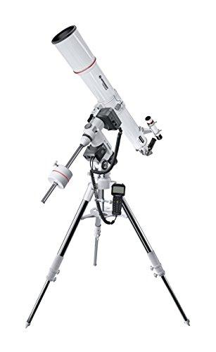 Bresser Messier Télescope AR-90/900 EXOS-2 EQ-5 Goto Blanc