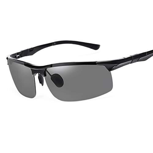 YIWU Brillen Sonnenbrillen Herren Sonnenbrillen Polarisierte Fahrbrillen Brillen & Zubehör (Color : 4)