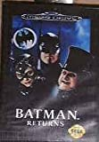 Batman Return [Megadrive FR]