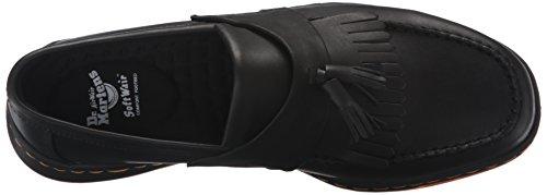 Dr.Martens Mens Edison Leather Shoes Black
