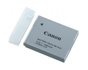 Canon NB-6LH - Batterie - Li-Ion - 1060 mAh - für PowerShot D30, S120, S200, SX170, SX510, SX520, SX530, SX540, SX600, SX610, SX700, SX710
