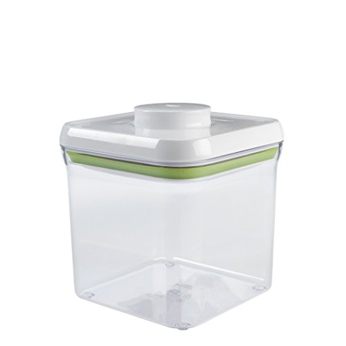 OXO Pop Wide Square-Shaped Food Container - 2.3 L