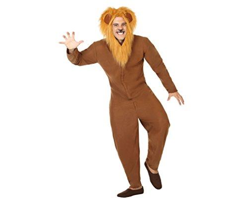 Imagen de atosa 15457–león, señor disfraz, tamaño xl, 54/56