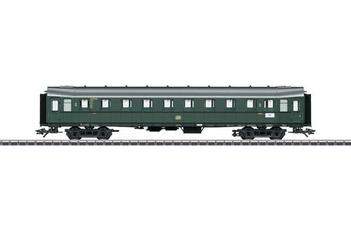 Märklin H0 M Schnellzugwagen 2.Kl. Hecht DB II