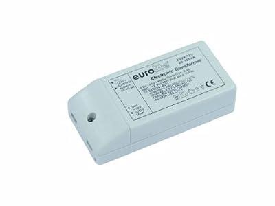 Eurolite 51402242 Elektronischer Trafo (12V, 20 bis 105VA) weiß von Eurolite auf Lampenhans.de
