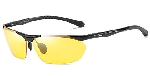 Saino Unisex Brillen Schutz Prämie Ultra Light Runde Verspiegelt Anti-Strahlung Sonnenbrillen Metalllegierung Outdoor-Brille