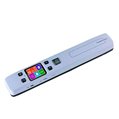 Portable Mini Scanner Zauberstab Mit Farb-LCD-Bildschirm WiFi,