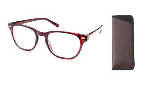 Boomer Eyeware Die Panorama - Qualität Bifocal Lesebrille - Lesebrille Sie können tragen die ganze Zeit! .00, 1 3 Schildkröte