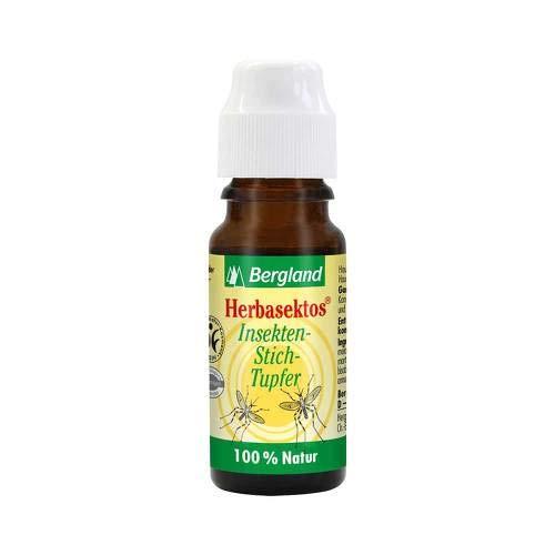 Bergland Herbasektos Insektenstich-Tupfer, 10 ml Lösung