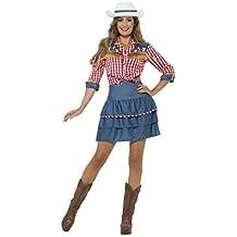 Amazon.es  disfraz vaquera mujer - A partir de 16 años ccb1a7afd76