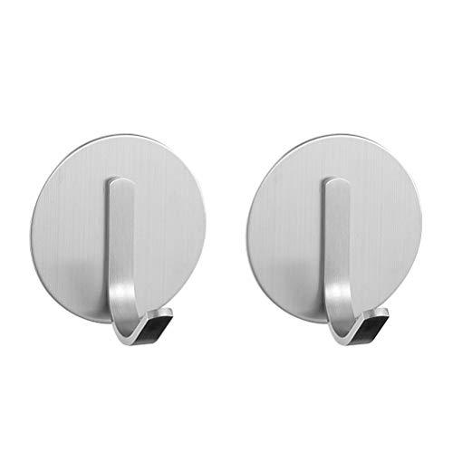 Precise 5 Pc Strong Adhesive Wall Hooks Transparent Invisible Hooks Glass Stick Ceramic Brick Kitchen Bathroom Hanging Towel Hanger Hook Bathroom Hooks Home & Garden