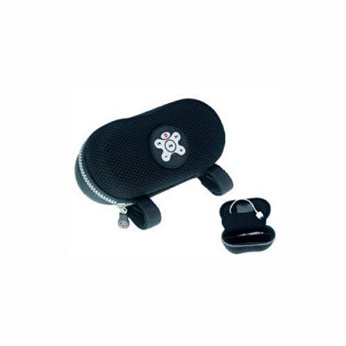 Point Lautsprecher-Tasche für iPod, schwarz, 14030601