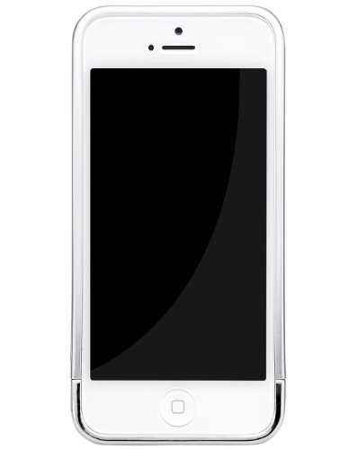 Skech Crystal Case per Apple Iphone Argento