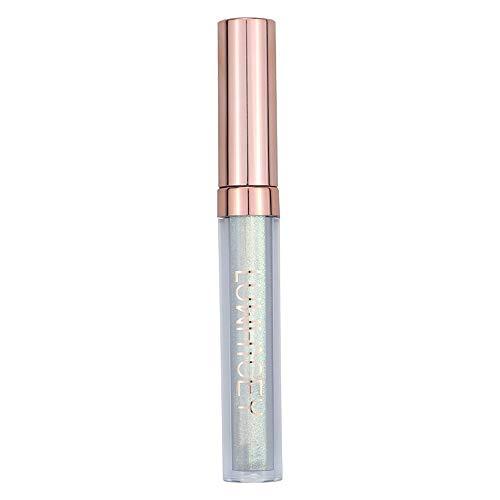friendGG Frauen Liebe Magie Metall Lipgloss Mode Lippenlippenstift Kosmetik Frauen Sexy Wasserdichte...