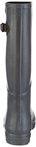 Aigle Chantebelle Pop 85563, Damen Gummistiefel Grau (asphalte 7)