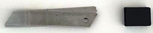 Preisvergleich Produktbild 100 ST. Abbrechklingen Cuttermesser 18 mm; Cutterklingen Cutter Klingen Messer NEU