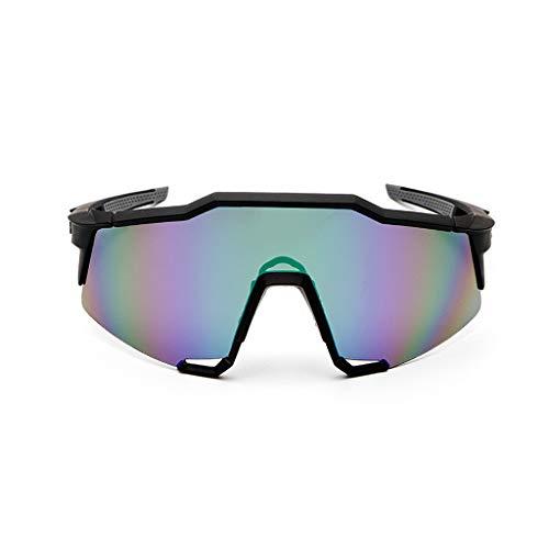 Fysless Radsportbrille, Neue Outdoor Radsportbrille Sport Sonnenbrillen Reitbrille Fahrrad Eyewear_F