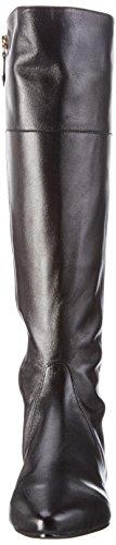 Primafila 14.0.005, Bottes Hautes Avec Rembourrage Léger Femme Noir (noir (noir))