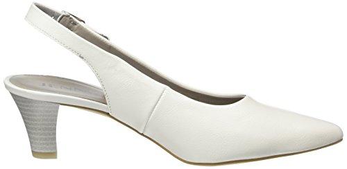 Jenny Damen Granada Pumps Weiß (Weiss)