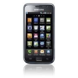 Samsung Galaxy S I9000 Smartphone (Video HD, Processore1 GHz, Memoria interna 8GB, Display Super Amoled, Android 2.2), colore: Nero metallizzato