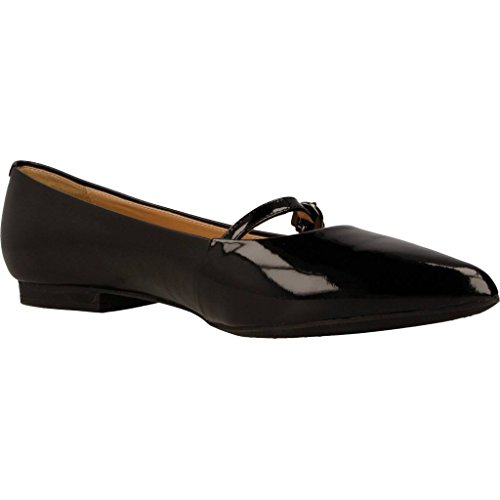 Ballerina scarpe per le donne, colore Nero , marca GEOX, modello Ballerina Scarpe Per Le Donne GEOX D RHOSYN Nero Nero