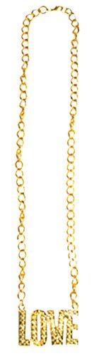 Verkleidung Goldketten Schmuck Top 20