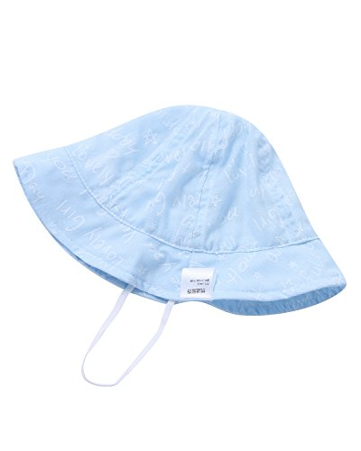Kidsform Baby Sun Hat Kids UV Protection Cotton Cap Flap Legionnaire Beach Caps Adjustable 0-4 Years