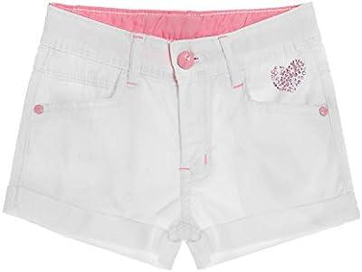 LamaLoLi Chicas Pantalones cortos 2016 Collection - Blanco
