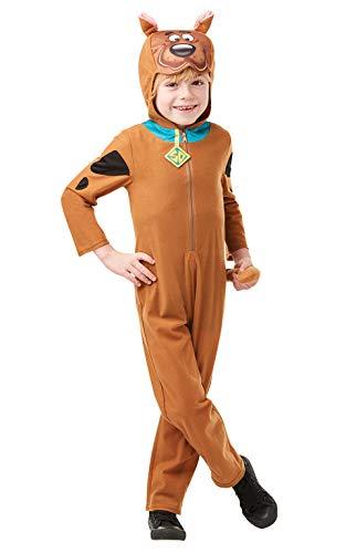 Rubie's 640986L Scooby-Doo-Kostüm für Jungen, mehrfarbig