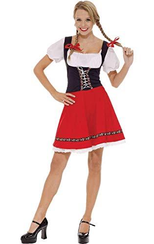 Costume adulto Heidi - Piccolo