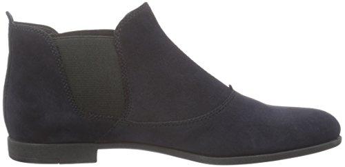 Vagabondo Damen Tay Chelsea Boots Blau (64 Blu Scuro)
