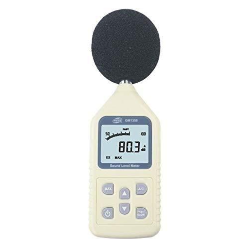 Einfache und schnelle Wartung Der digitale Schallpegelmesser ist genau und schnell Im Möglich