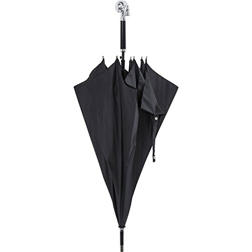 KARE Regenschirm Skull Totenkopf