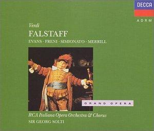 Verdi-Evans/Freni/Kraus-Solti-Falstaff