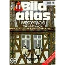 HB Bildatlas, H.98, Westerwald, Taunus, Rheingau