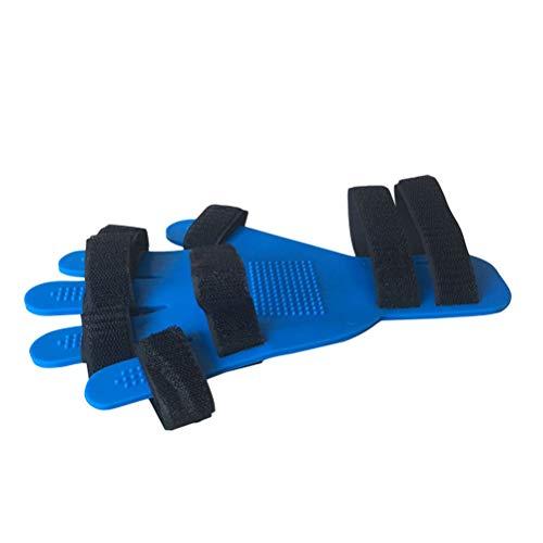 Tendinitis (Healifty Handschienen für Arthritis Handschiene Handgelenk Bruch Fixierung Unterstützung Klammer für Tendinitis Verstauchung Arthritis Dislokation-Rechte Hand (blau))