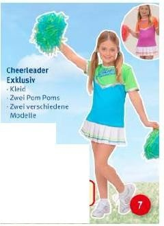 Costume Usa Un (Children's Cheerleader 140cm Costume Medium 8 to10 yrs (140cm) for USA Sports Fancy)