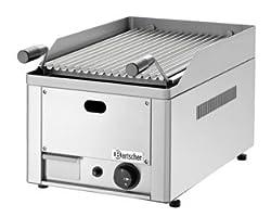 Bartscher Lavasteingrill, Gas 40, Breite 330 Tischgerät