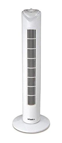 Zephir ph81 ventilatore a torretta, 45 w, bianco