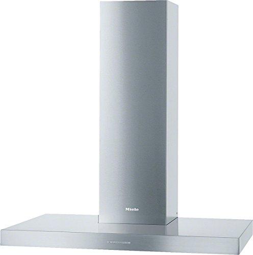 Miele PUR97W D 230/50 TLK Wandhaube/89,8 cm/Zeitloses Design - edelstahl-Haubenschirm in90 cm Breite/Leistungsstark - 640 m³/h in der Intensivstufe/edelstahl