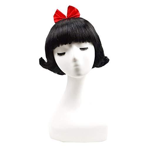M&M Schneewittchen Perücke Anime COS Perücke Angebote Halloween ()
