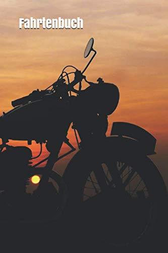 Fahrtenbuch: Kilometer-Nachweis für Auto - Motorrad - Oldtimer und andere KFZ