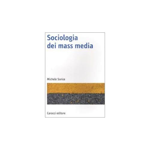 Sociologia Dei Mass Media