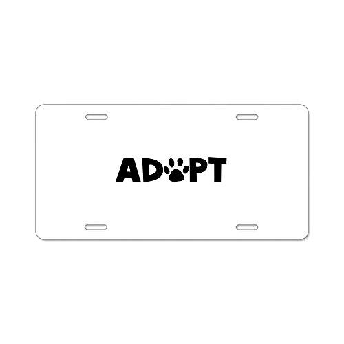 cafepress-adottare-alluminio-targa-targa-in-alluminio-anteriore-targa-vanity-tag