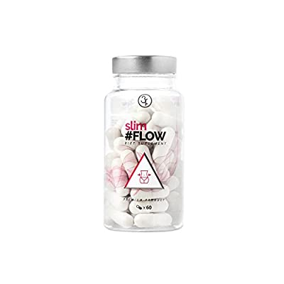 SlimFLOW Powerful Slimming Pills for effective Weight Loss* Natural ingredients, vitamins, amino acids* Effective Fat Burner* One Month supply 60 caps* High Quality GMP Certificate* Vegan friendly by 3Flow