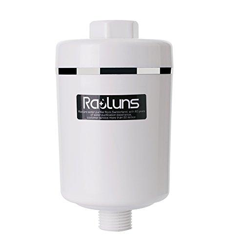 raoluns 4-Stage cartuccia filtro dechlorination Spa da bagno uscita Filtro per doccia universale lls-uf-06(B1)